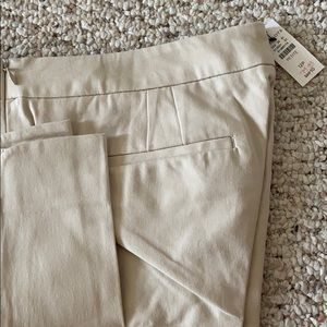 NWT Talbots Chatham Ankle Pants